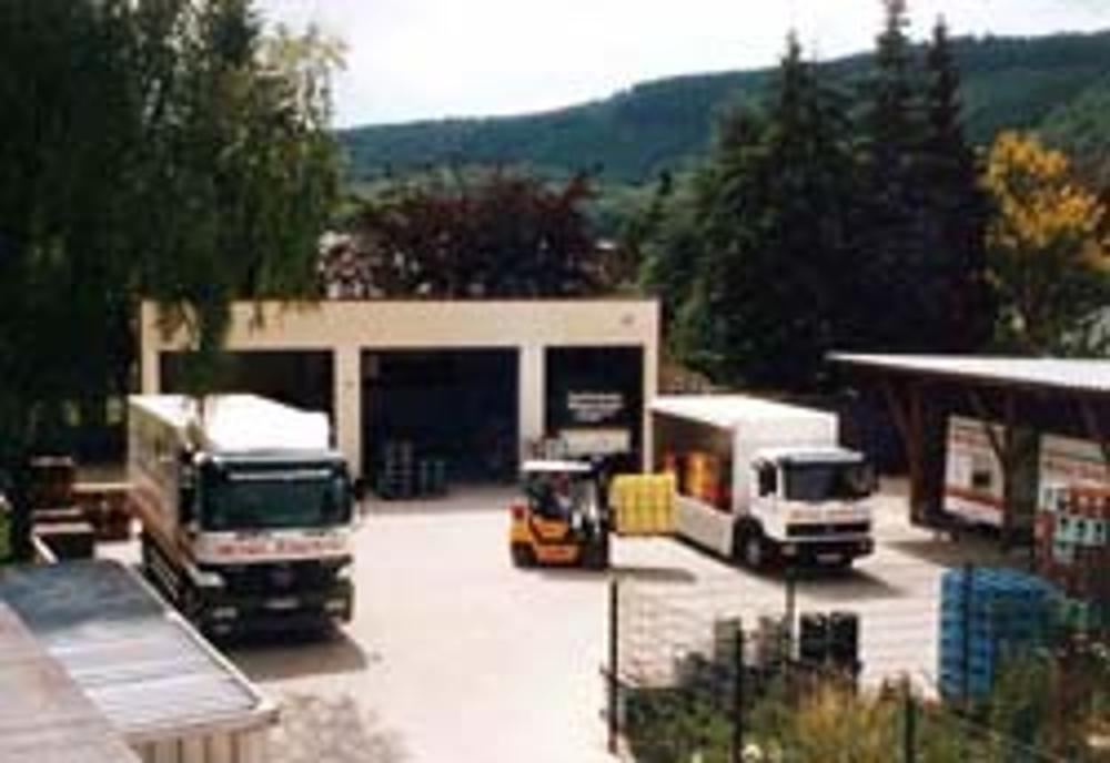 Getränke SCHULTE KG - Finnentrop - Startseite